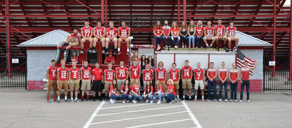 Sr Fall Athletes 20/21